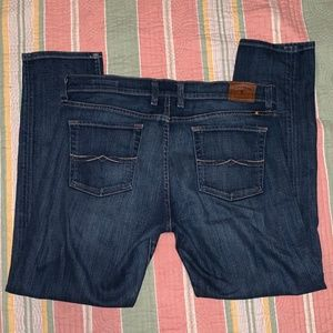 Lucky Brand Jeans - Lucky Brand Sienna Cigarette Jeans